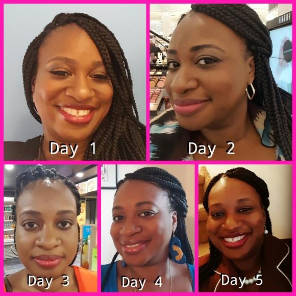 #30DayChallenge Days 1-5